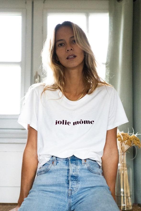 Dessus-dessous tee shirt Jolies mômes